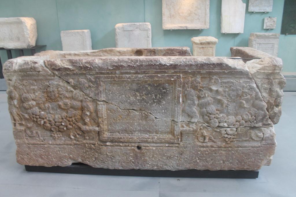 Sarcophagus of Licinia Magna