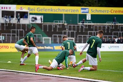 FC 08 Homburg - TSG 1899 Hoffenheim II