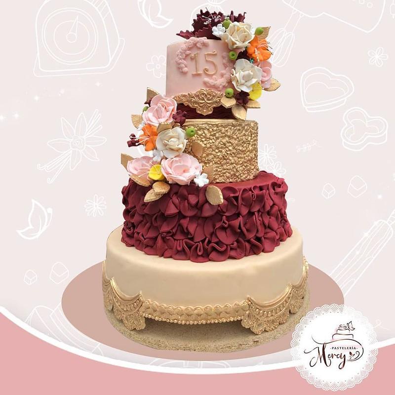 Cake by Pastelería Mercy