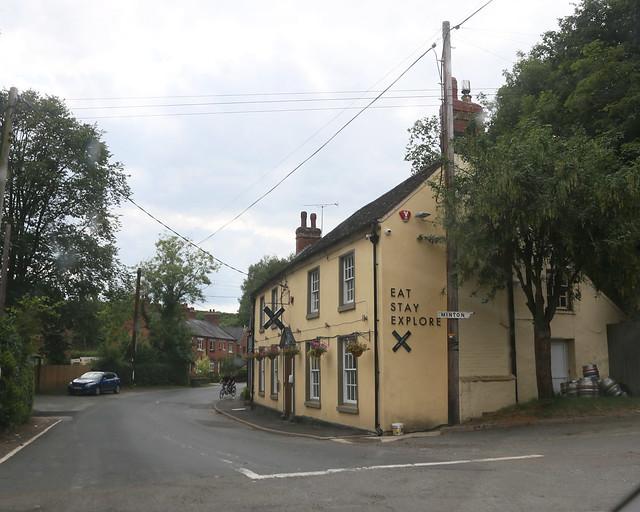 Marshbrook, Station Inn
