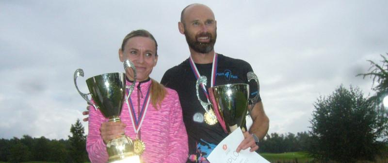 Grand Prix Dříteč vyhráli Hrdinka a Blažková