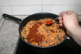 33 - Season with paprika & chili / Mit Paprika Chili abschmecken