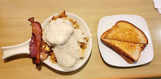 This mornings breakfast