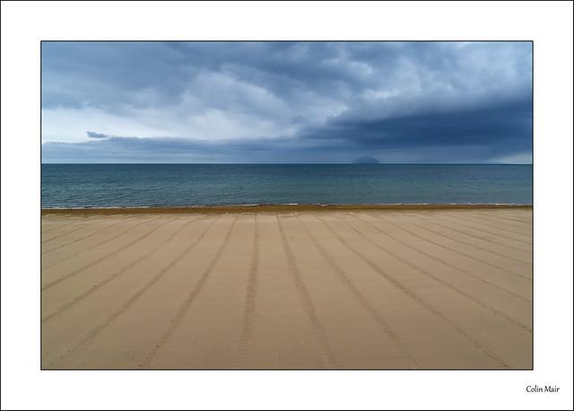 Girvan Beach - 2021-08-20th