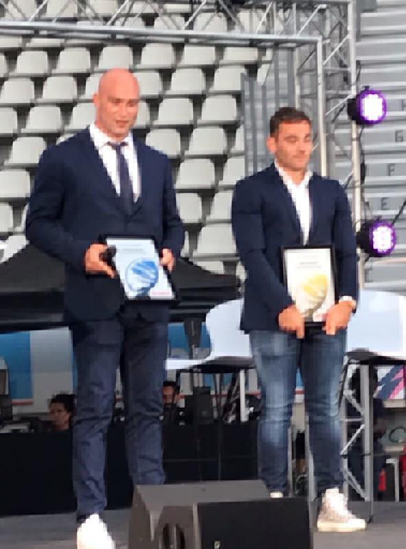 Oscars de Midi Olympique - 28 août 2021, stade Jean Bouin