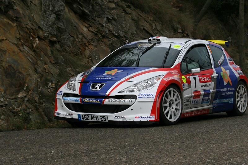 Peugeot 207 S2000 – Criterium des Cevennes 2009