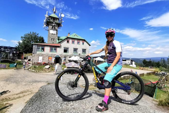 Tipy Bike SNOW tour 2021: Tanvaldský Špičák – z flowtrailu na vesmírnou loď