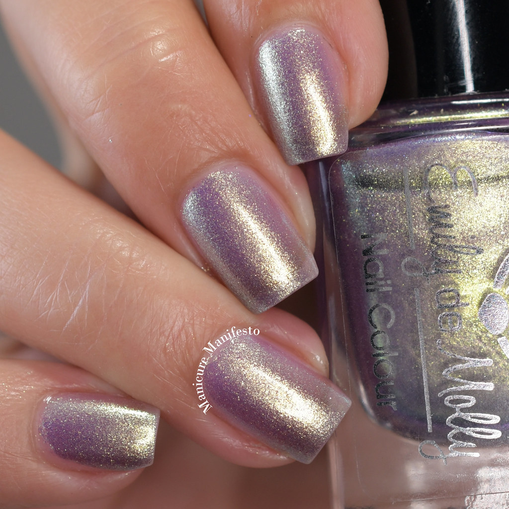 Emily De Molly Not This Day swatch
