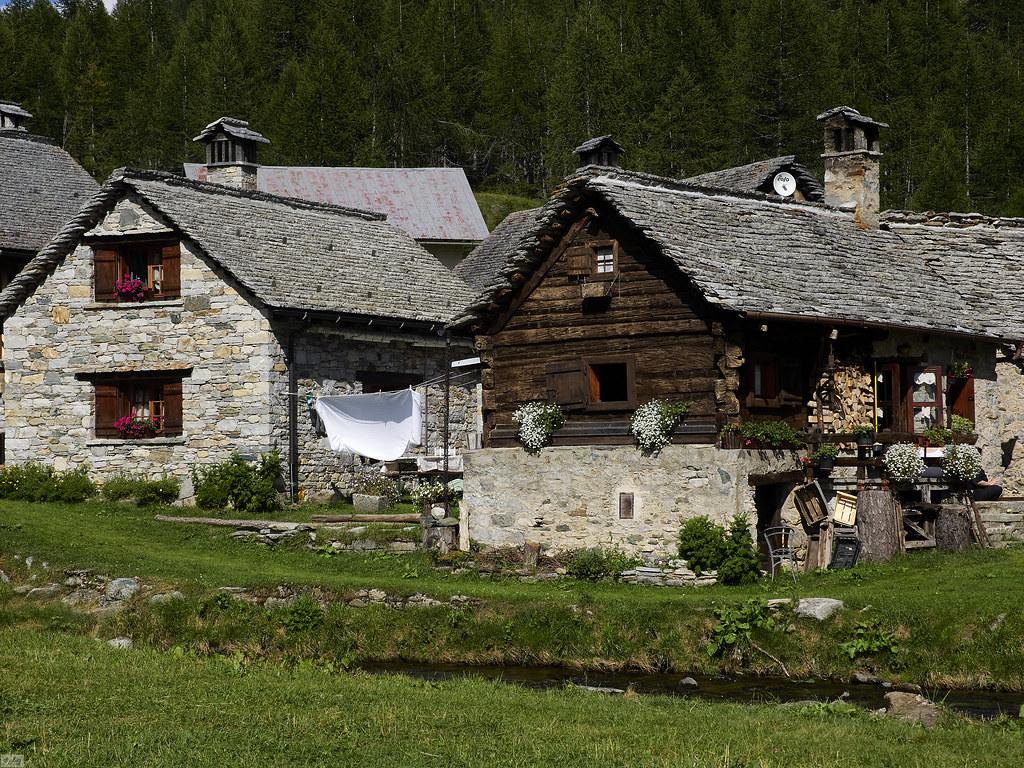 Alpe Crampiolo in val Devero