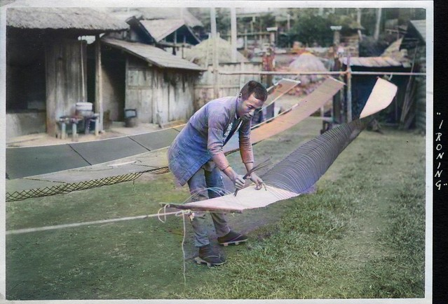 _, Vintage Japan Daily Life, Japanese, Colorized by Asar Studios