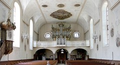 Kenzingen (Bade-Württemberg, D) – L'église, l'orgue