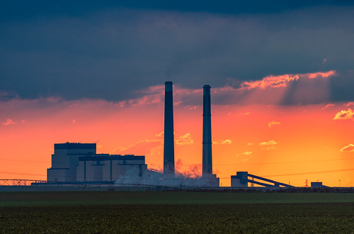 Sherco Generating Station - Coal Fired Power Plant in Minnesota