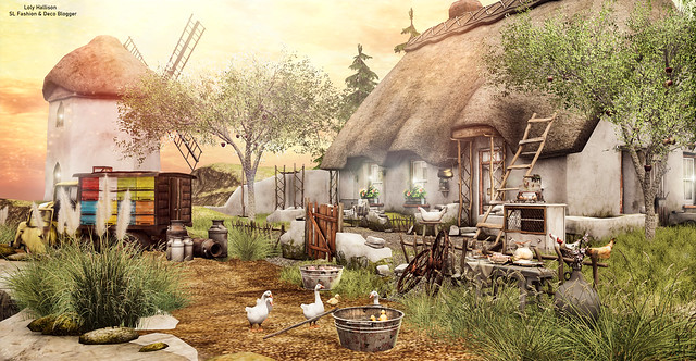 Farm cozy home sweet home...