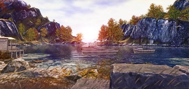 Autumn in Deer River