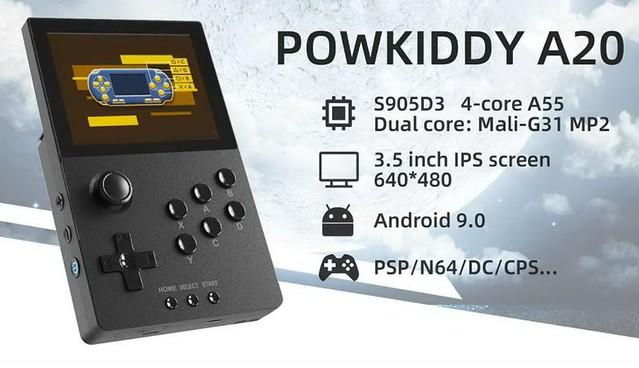 PowKiddy A20