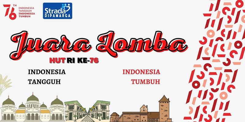 PENGUMUMAN LOMBA HUT KEMERDEKAAN INDONESIA KE-76