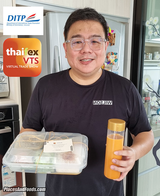 thaifex anuga 2021