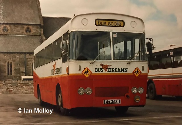 Bus Éireann CS 168 (EZH 168).