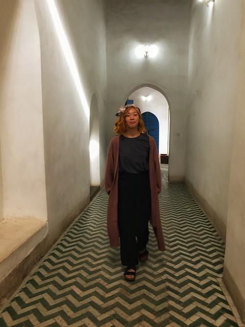 Bahia Palace, Marrakesh, Morocco, 藦洛哥