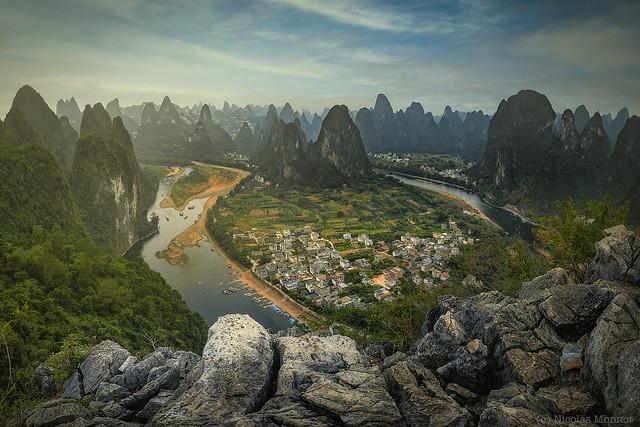 So long River Li