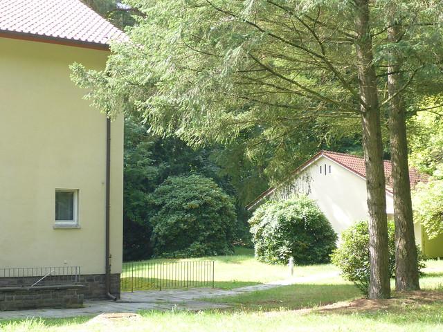 zu Besuch in Wandlitz