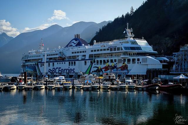 BC Ferries MV Coastal Renaissance