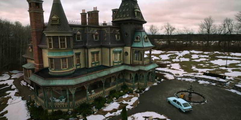 Locke and Key house