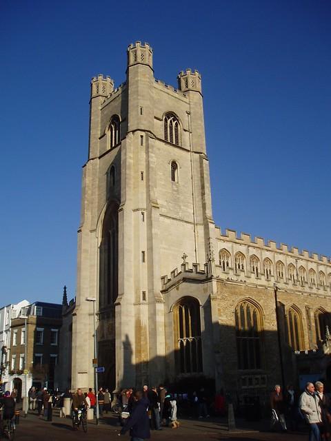 St Mary's, Cambridge