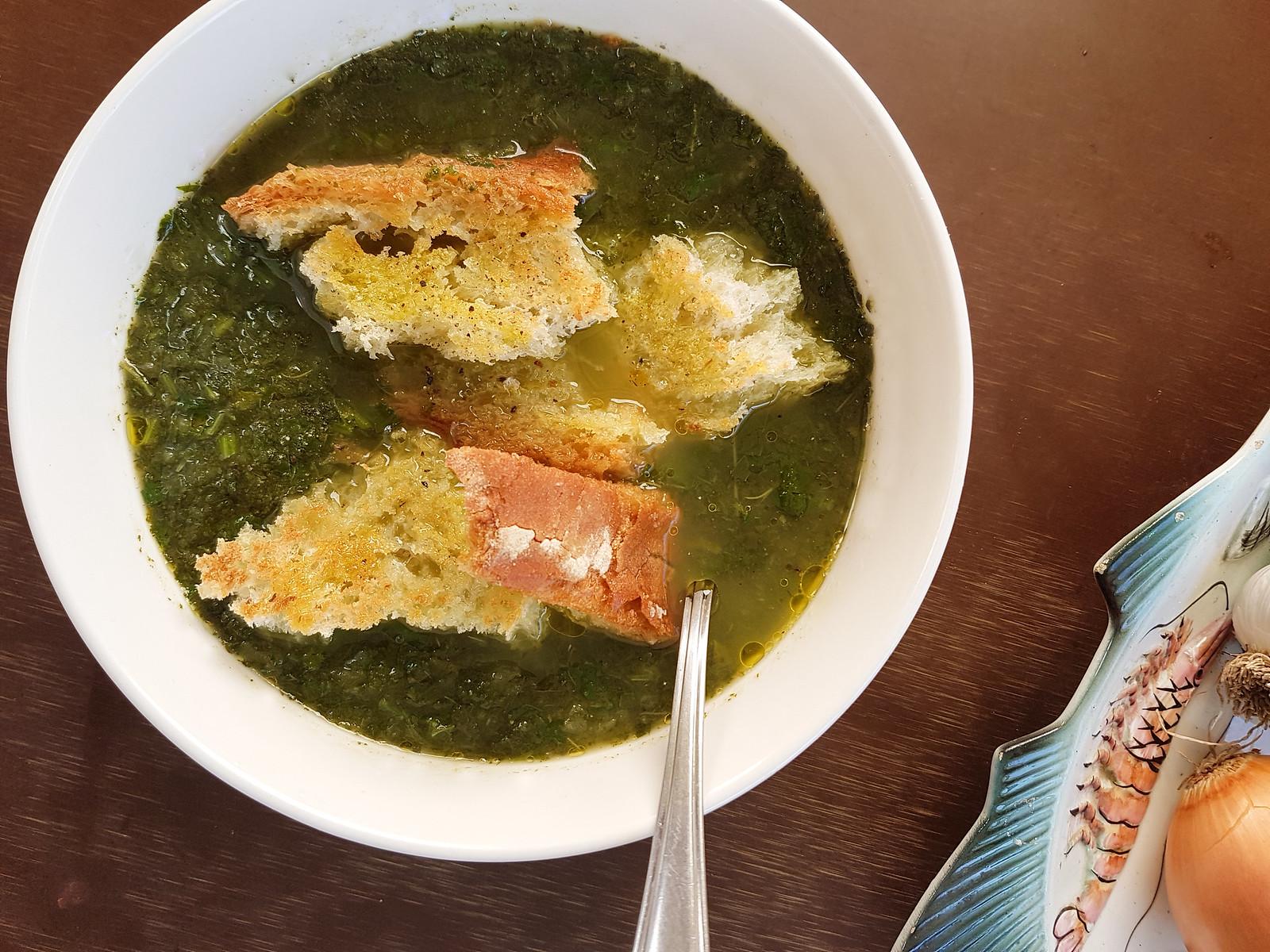 mallow soup