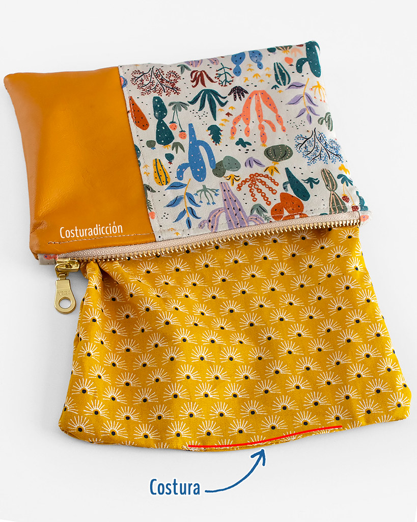 tutorial para coser un estuche