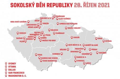 Oslavte výročí republiky během! Připojte se k Sokolskému běhu republiky 28. října