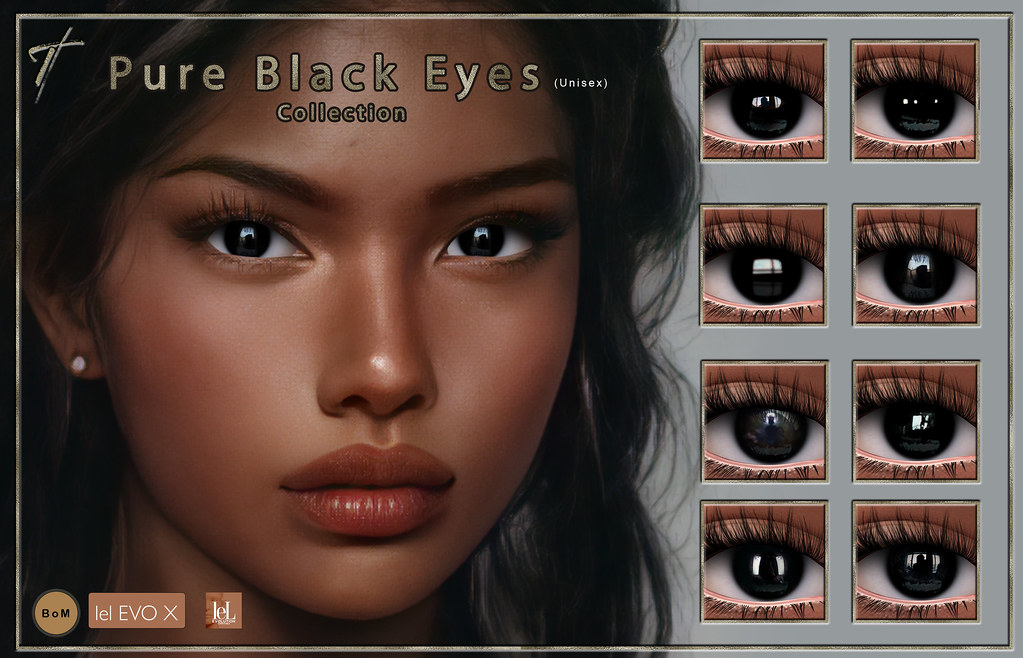 Tville – Pure Black Eyes