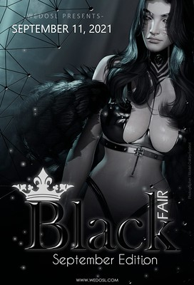 BLACK FAIR (September Edition 2021)