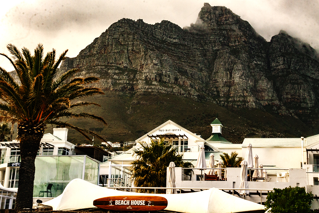 Camps Bay on 8-31-21--Cape Town