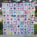 Plus Block Quilt Top