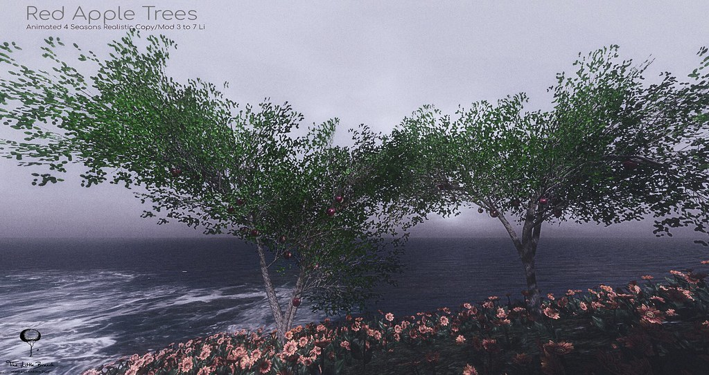 The Little Branch – Red Apple Trees – UBER