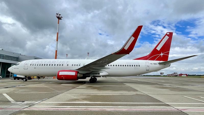 VQ-BBQ Boeing 737-8KN(WL) unknown