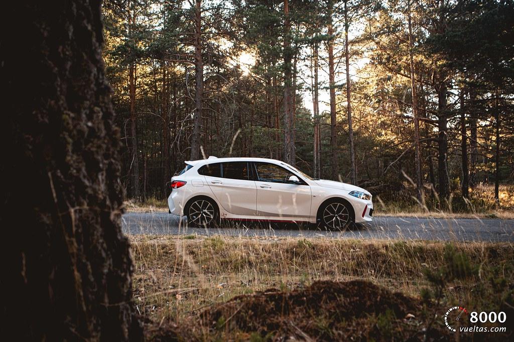 BMW 118 Ti - 8000vueltas