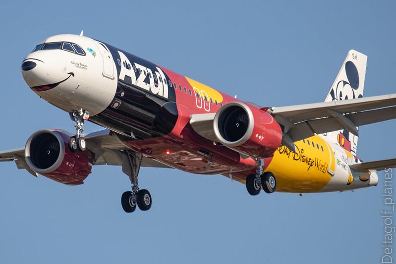 Airbus a320-251N PR-YSH @LFBO