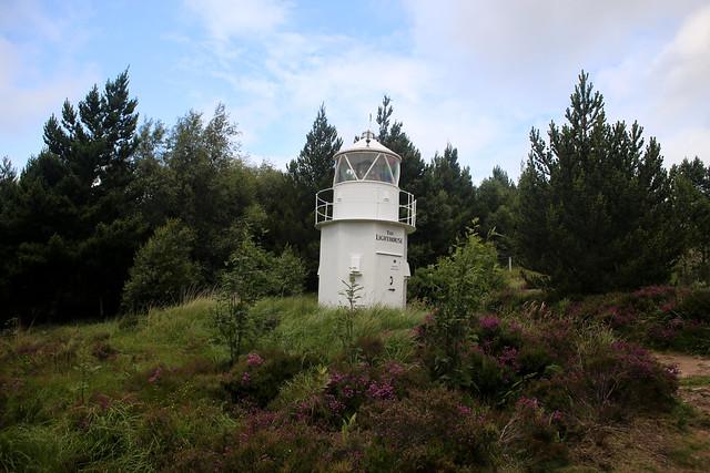 Scoraig lighthouse