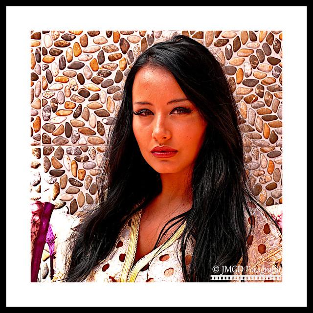 Lorena Portrait