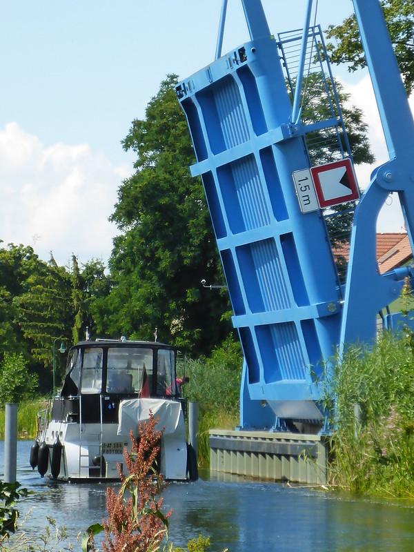 Zerpenschleuse, Landkreis Barnim, Brandenburg