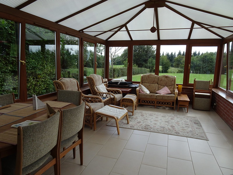 Conservatory - Optimal Layout Achieved!