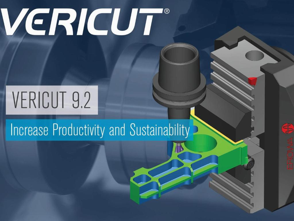 Working with CGTech VERICUT 9.2.0 full
