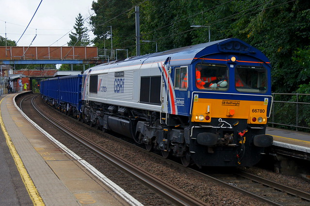 Circle of Life: 66780 4M04 Stansted Mountfitchet 31/08/21
