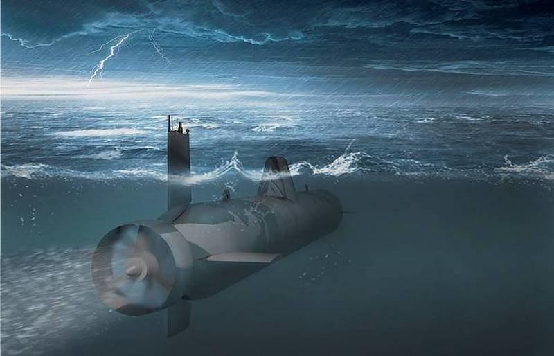 В России спроектировали имитатора подводных лодок «Суррогат» 65