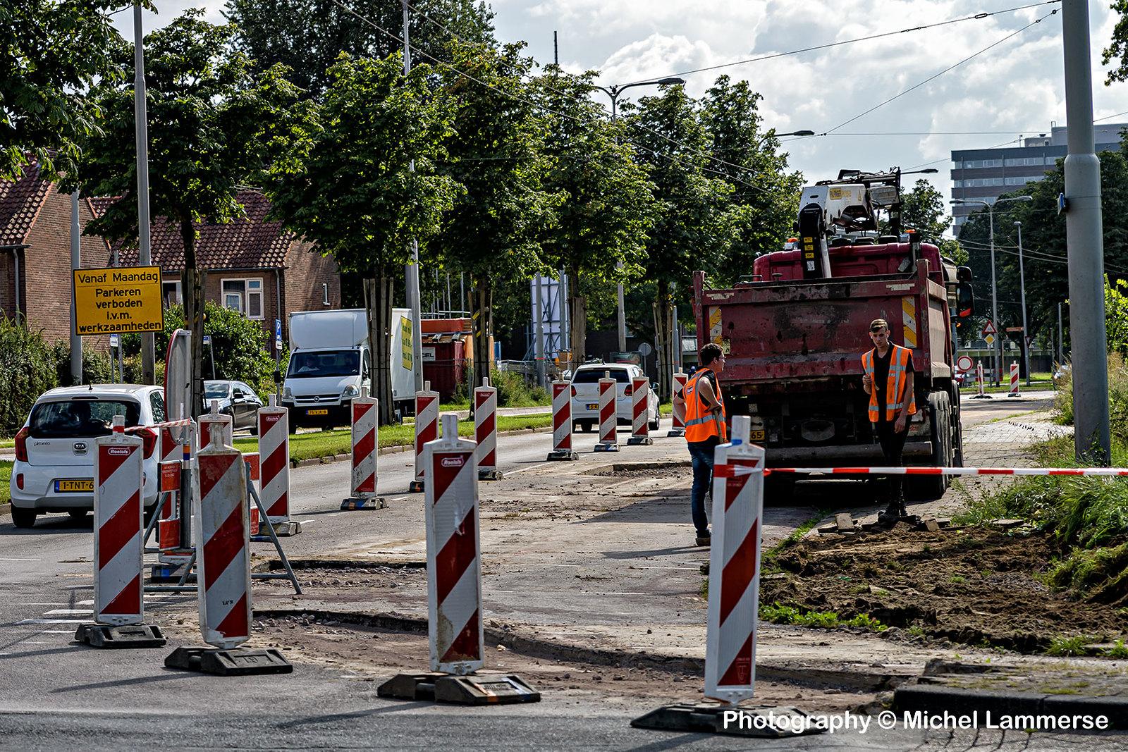 rotonde Koppelstraat-Zeegsingel