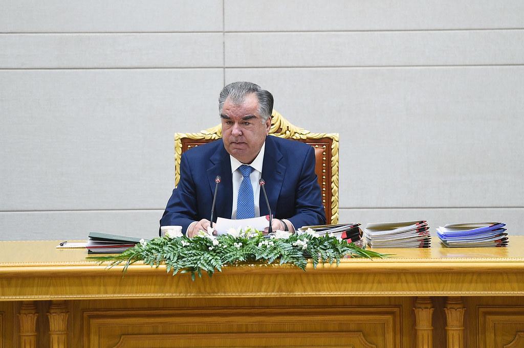 Маҷлиси Ҳукумати Ҷумҳурии Тоҷикистон 31.08.2021