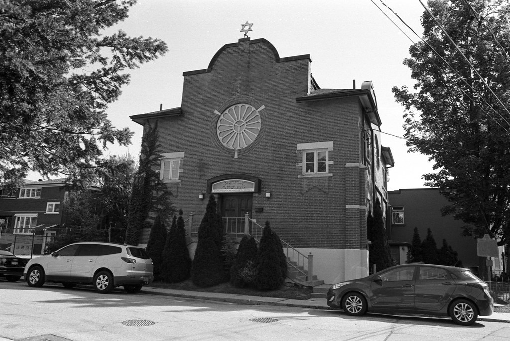 West End Shul_