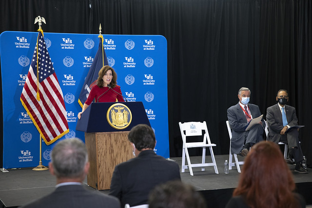 Governor Hochul Announces New Measures to Combat COVID-19 Delta Variant